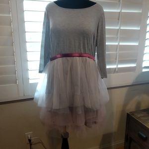 ModCloth Twofer Tulle Dress